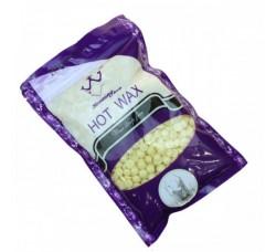 Воск пленочный в гранулах Konsung Beuty Hot Wax Молоко 300 гр