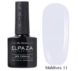 Гель-лак Elpaza Neon Collection неоновая серия 10мл MALDIVES 11 неоновые