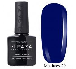 Гель-лак Elpaza Neon Collection неоновая серия 10мл MALDIVES 29 неоновые