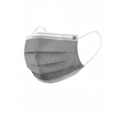 Маски 4-х слойные с угольным фильтром 50ШТ маска для лица