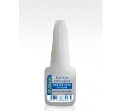 Клей для ногтей и дизайна быстросохнущий Severina 10 ml