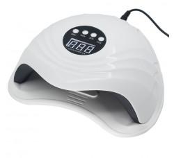 Лампа Sun5X PLUS 108 Вт гибридная для гель лака и геля UV/LED  с ЖК дисплеем