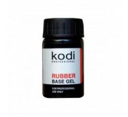 Kodi Rubber Base Gel - Каучуковая основа (База) для гель лака (шеллака), 14 мл.